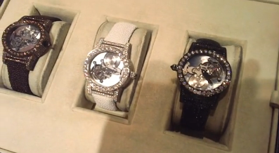 Haute Time Presents: Exclusive Video At Basel World With Fawaz Gruosi of de Grisogono