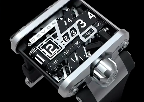 Haute Time Video: Ehren Bragg Of Devon Timepieces At Basel World 2012