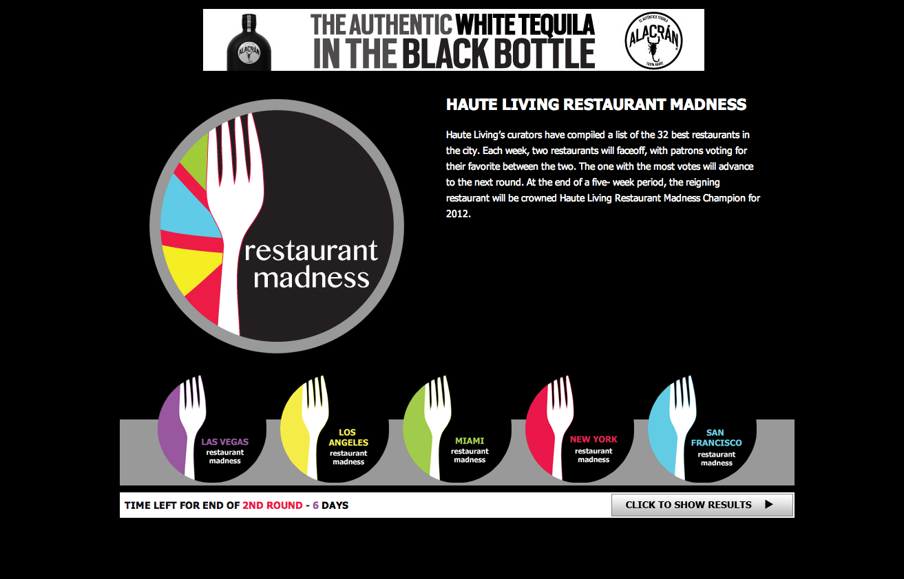 Restaurant Madness Las Vegas Round 2: Voting Opens At Midnight