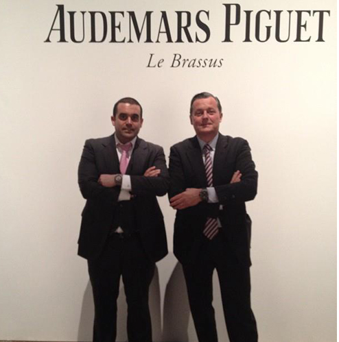 Haute Time: Exclusive Interview With Mr. Philippe Merk, CEO Of Audemars Piguet