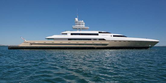 Yacht Builder Hanseatic Marine Successfully Launches Superyacht Smeralda