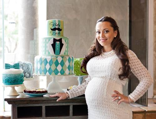 Southern Hospitality: Adrienne Bosh's Baby Shower at the Coral Gables Country Club