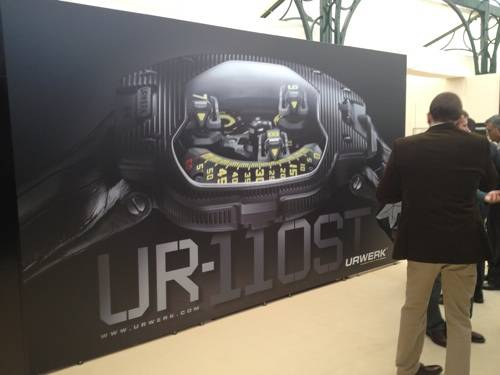 Haute Time: Meeting With Martin Frei, Owner of Urwerk At Basel World