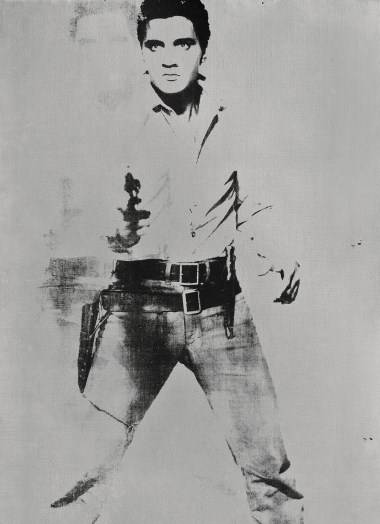 Double Elvis by Andy Warhol Expected to Sell for $50 Million