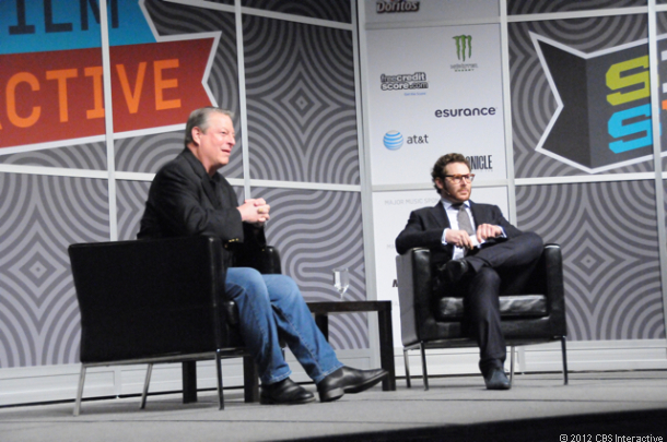 Haute 100 San Francisco Update: Sean Parker Speaks out on Technology and Democracy at SXSW