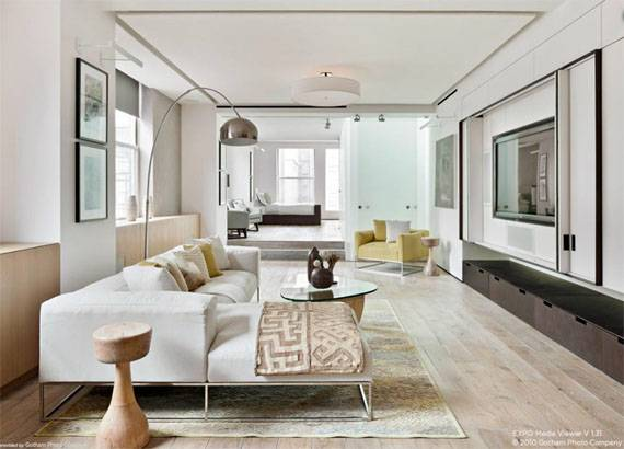 Anderson Cooper Lists NYC Penthouse