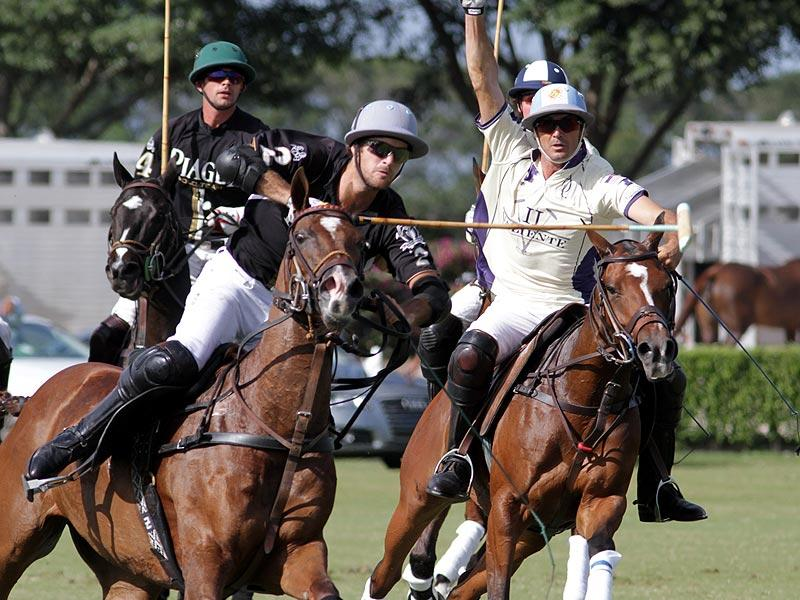 The Piaget Gold Cup in Palm Beach
