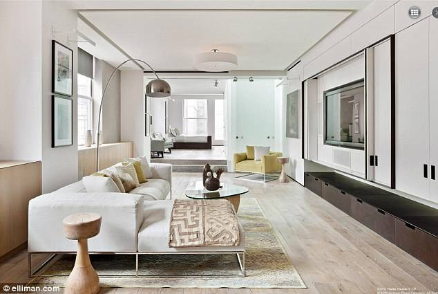 Anderson Cooper's NYC Penthouse for Sale