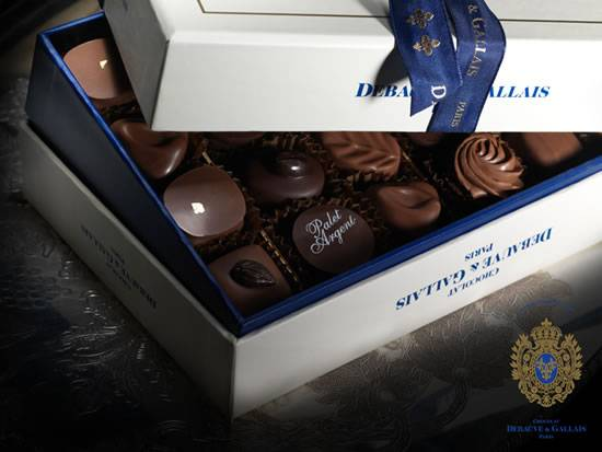 Middle East's Most Expensive Chocolate Unveiled in Dubai