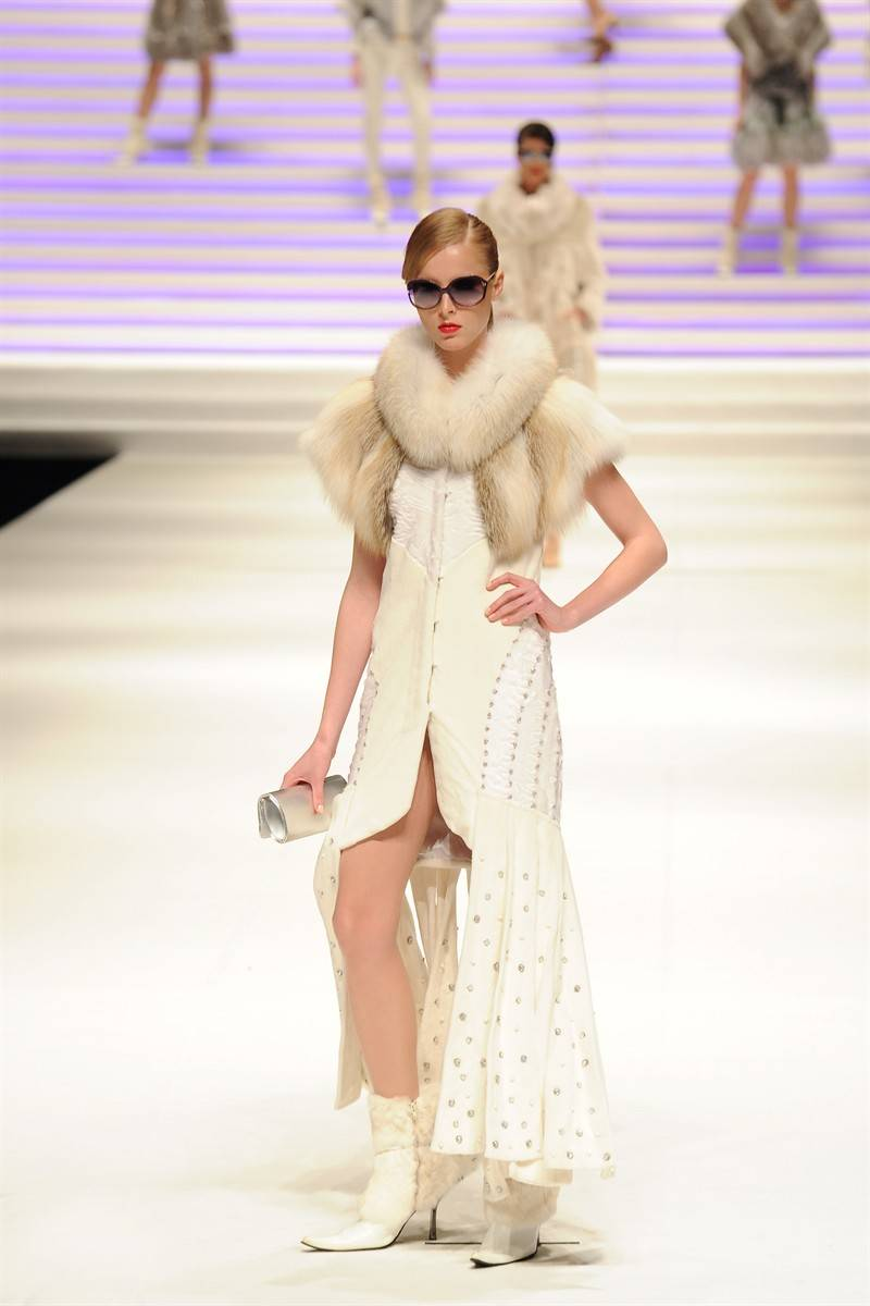 Hong Kong International Fur & Fashion Fair 2012 Breaks Records