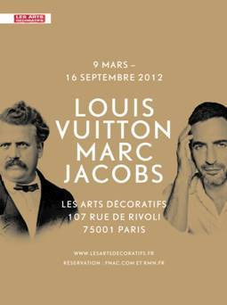Louis Vuitton Marc Jacobs Exhibition at Les Arts Decoratifs
