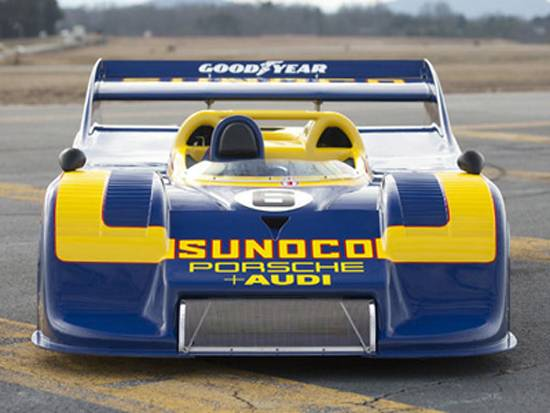 Haute Auto: Racing Porsche Sold for $4.3 Million