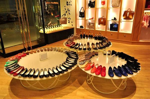 Repetto Opens First Standalone Hong Kong Store In IFC Mall
