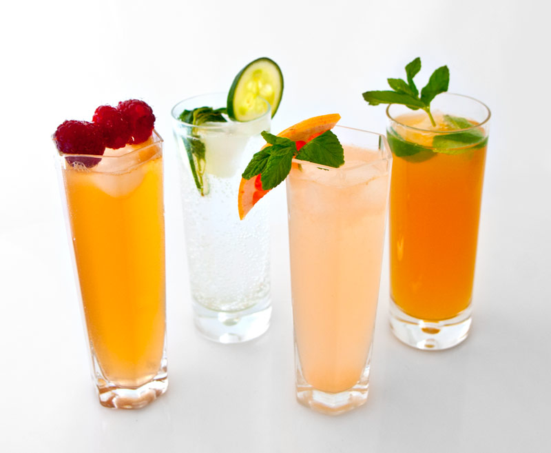 The Spring Buzz is in the Air With These Organic Cocktails