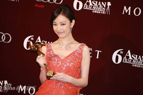 Winners Of Asian Film Awards Donned Van Cleef & Arpels Jewels On The Red Carpet