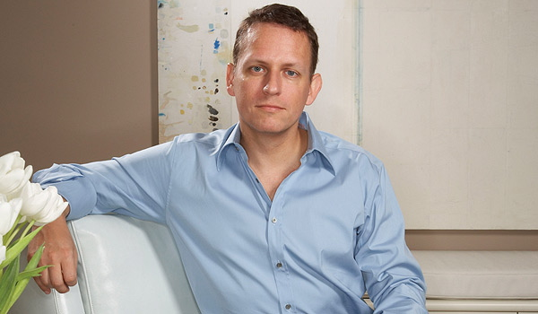 Haute 100 San Francisco Update: Peter Thiel Gives Start-Up CEOs Salary Advice