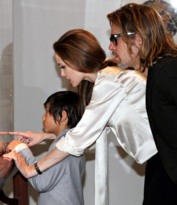 Haute 100 Los Angeles Update: Angelina Jolie and Brad Pitt Confirm Engagement