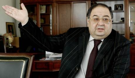 Alisher Usmanov Tops Forbes List of 200 Richest People of Russia