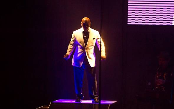 Haute Event: Mike Tyson Debuts His One-Man Show at the MGM Grand