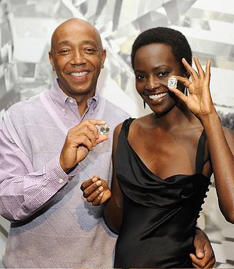 Haute Event: Diamonds at the W with Russell Simmons' Diamond Empowerment Fund, Haute Living and More