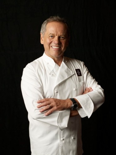 Haute 100 Los Angeles Update: Wolfgang Puck Calls the New Trends for Hotel Restaurants
