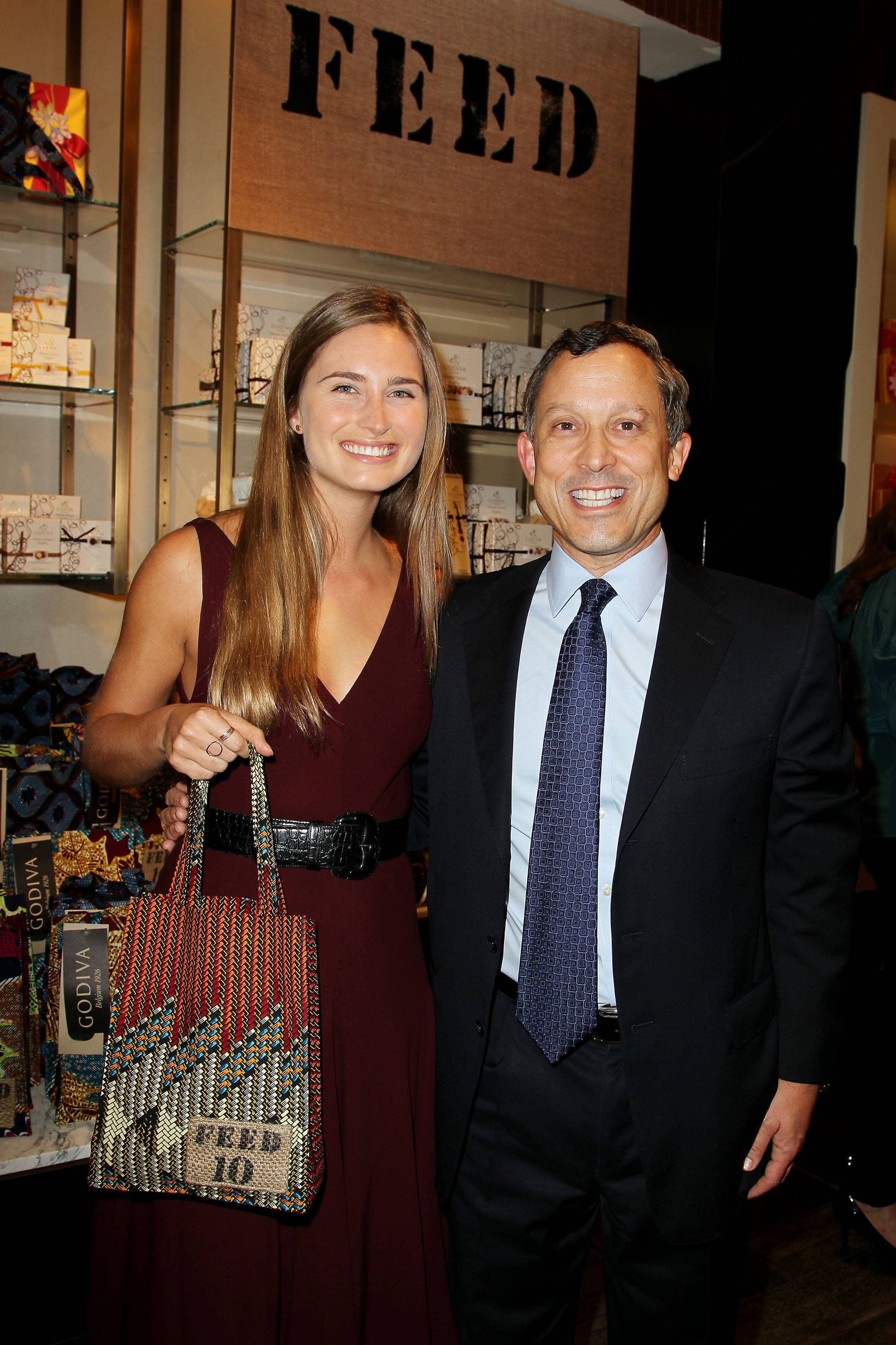 Haute 100 New York Updates: Lauren Bush Lauren Partners with Godiva on Philanthropy Initiative