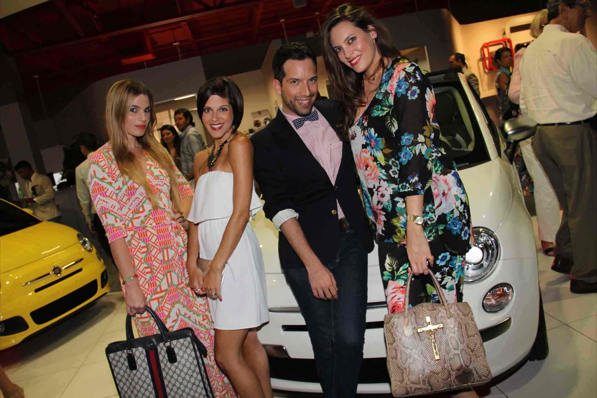 Haute Event: The Fashionable Grand Opening of FIAT North Miami
