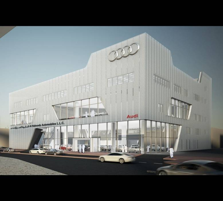 World's Largest Audi Showroom to Open in Dubai
