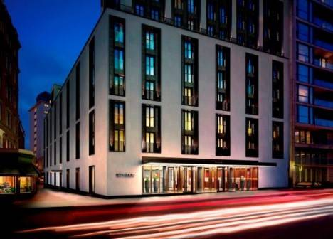 The Bulgari London Hotel to Open on June 1