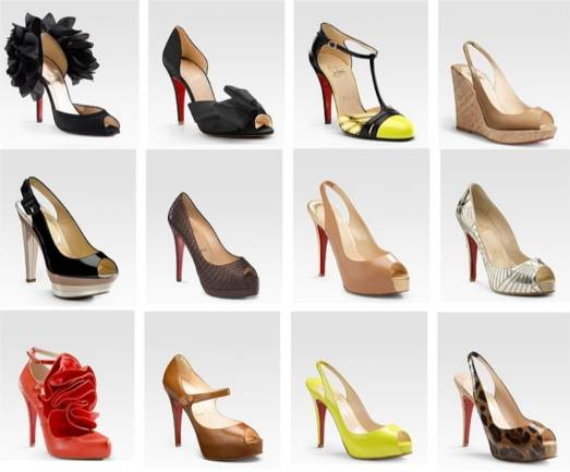 Haute Couture: Iconic Christian Louboutin Shoes