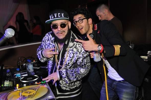 Chromeo_P-Thugg(L)_Dave 1(R)_PURE_DJ Booth