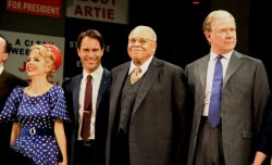 Kerry Butler, Eric McCormack, James Earl Jones, John Larroquette