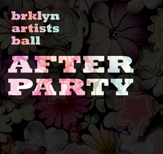 "W Magazine Sponsors ""The Brooklyn Artists Ball"" After-Party"