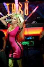 Jenna Jameson at Tabú Ultra Lounge.