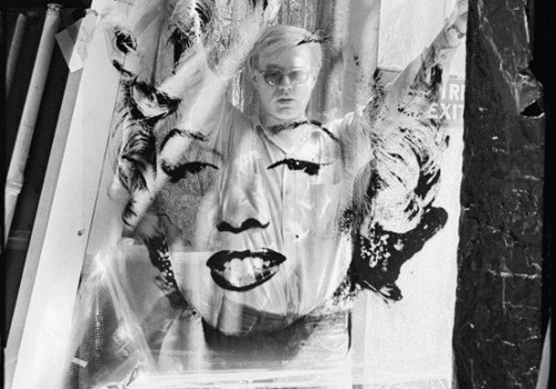 Young Andy Warhol Highlights William John Kennedy Exhibit