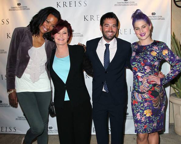 Haute Event: Kreiss Anniversary Soiree With Maria Menounos and Kelly Osbourne