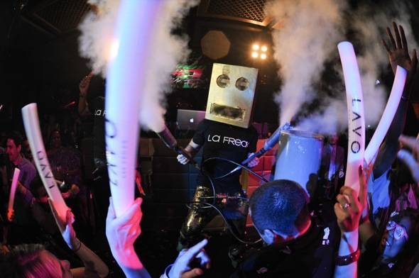 Haute Event: La Freak Debuts at Lavo, Stars at Tao and Marquee