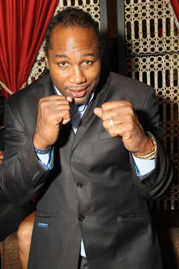 Haute 100 Miami Update: Lennox Lewis to be Recognized During 2012 Olympic Games