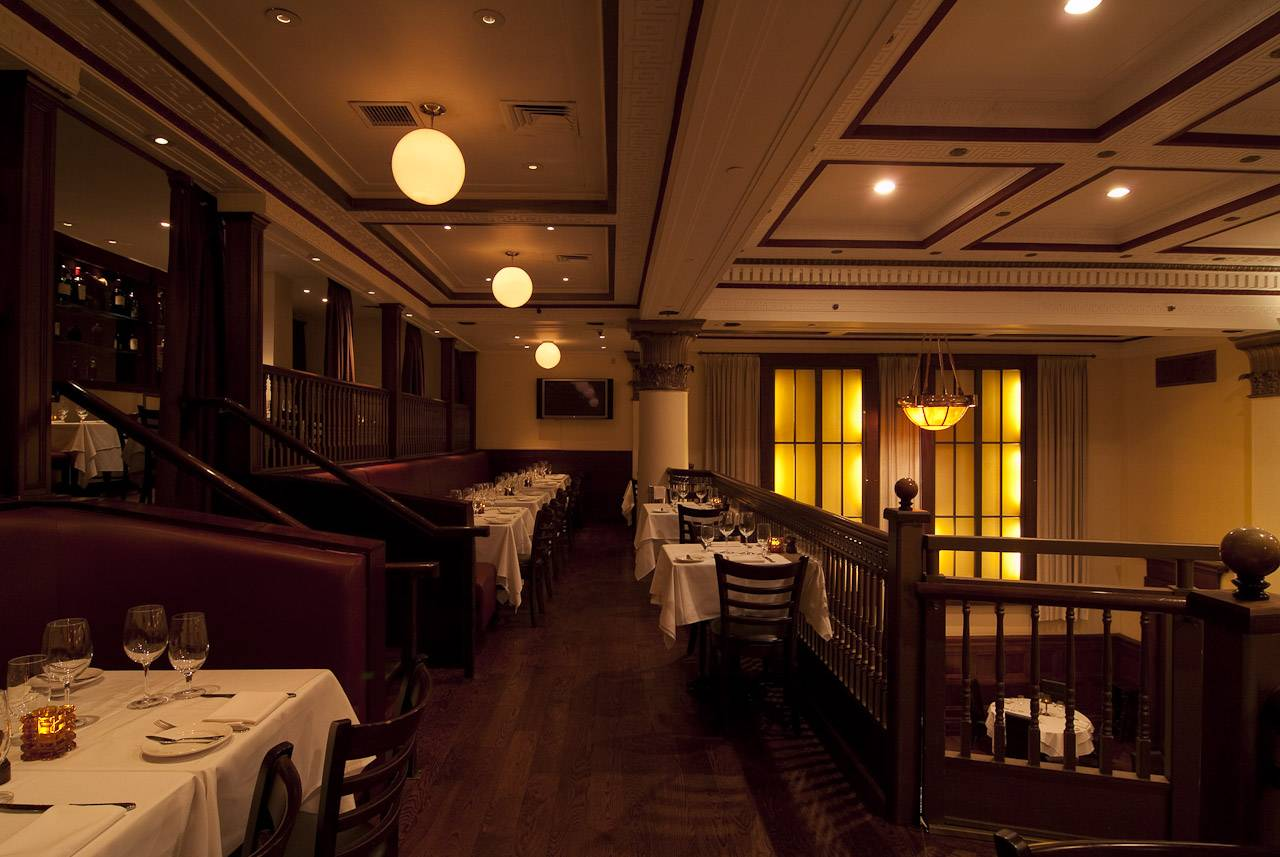 Get in a New York State of Mind at Benjamin Steakhouse