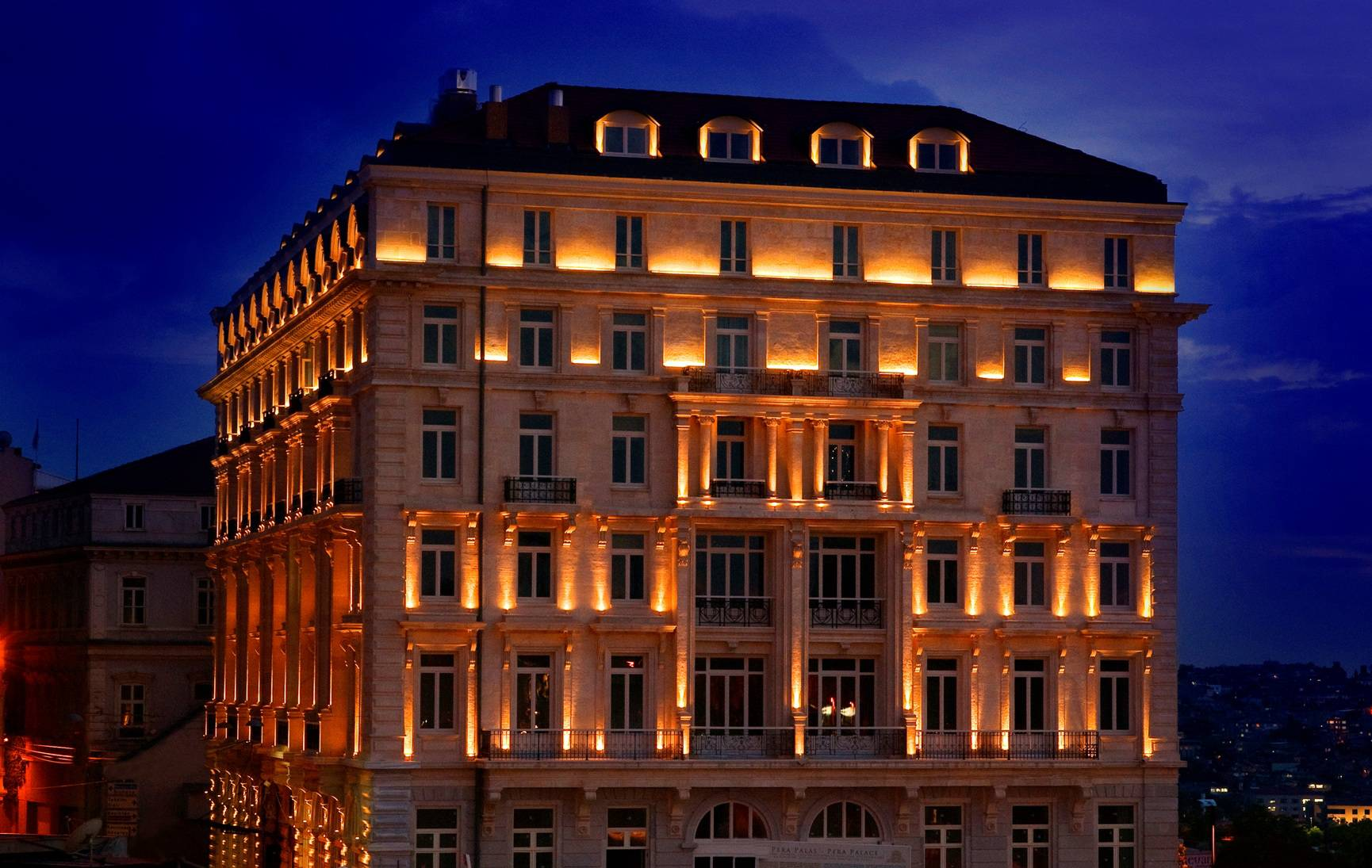 Jumeirah To Operate Pera Palace Hotel In Istanbul Haute