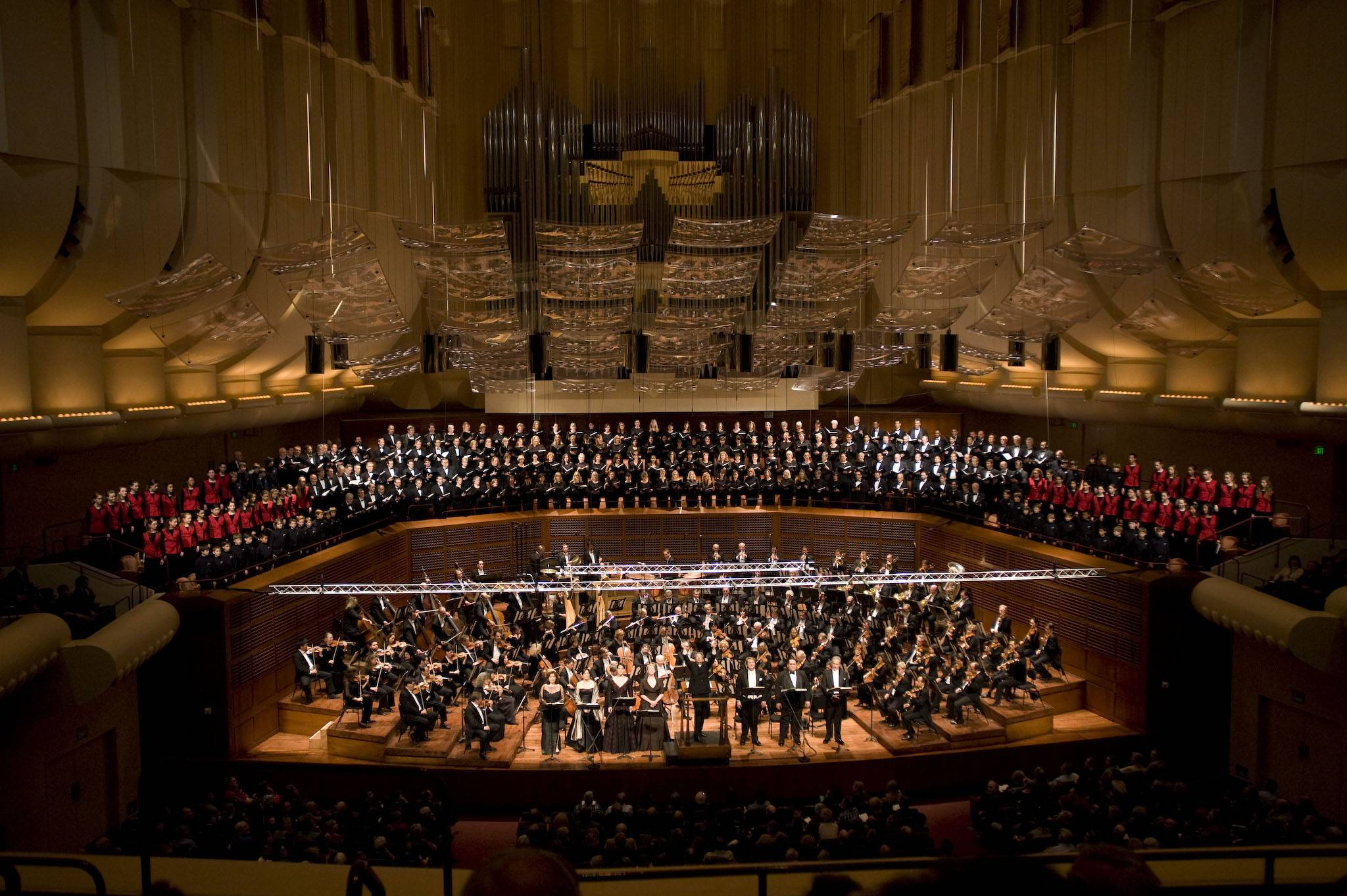 San Francisco Symphony Announces Lineup for 2012 Black & White Ball