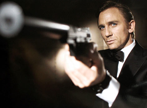 Daniel Craig To Open 2012 Summer Olympics In Character As James Bond
