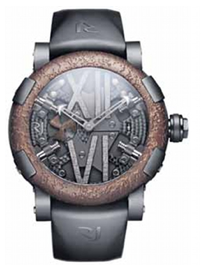 Haute Time: RJ-Romain Jerome's Limited Edition Titanic Timepieces