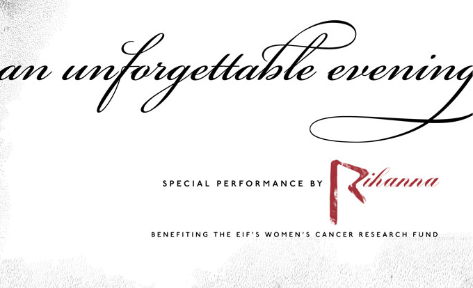 Haute Event Preview: EIF's Women's Cancer Research Fund's Benefit With Rihanna and Sheryl Crow
