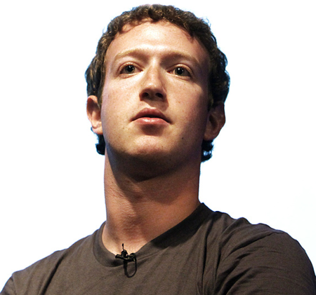 Haute 100 San Francisco Update: Facebook Frontman Mark Zuckerberg is Pinterest-Savvy