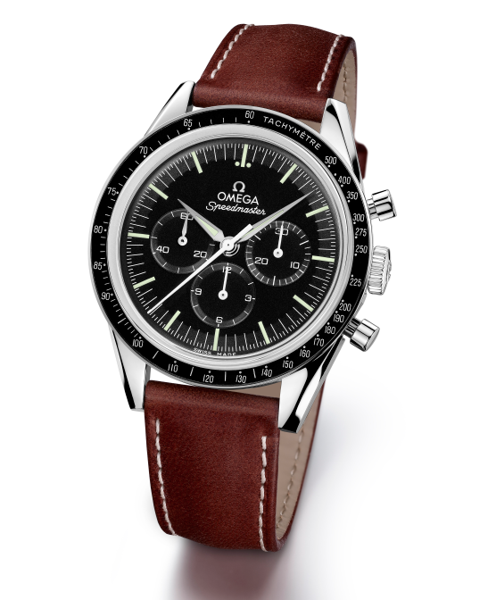 "Haute Time Review: Omega Presents The Speedmaster ""First Omega In Space"" Chronograph"