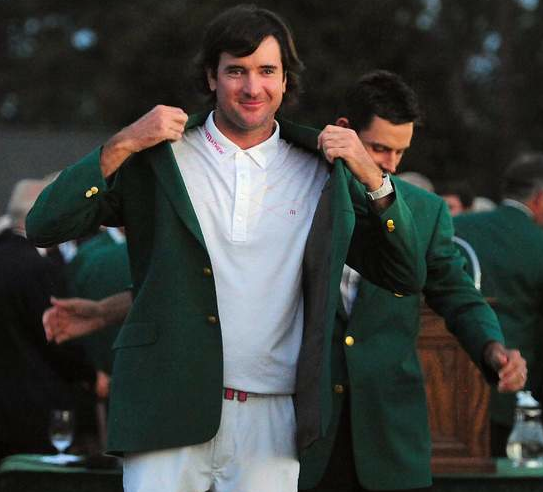 Haute Time: Richard Mille Sponsored Bubba Watson Wins Masters Wearing The RM038 Timepiece
