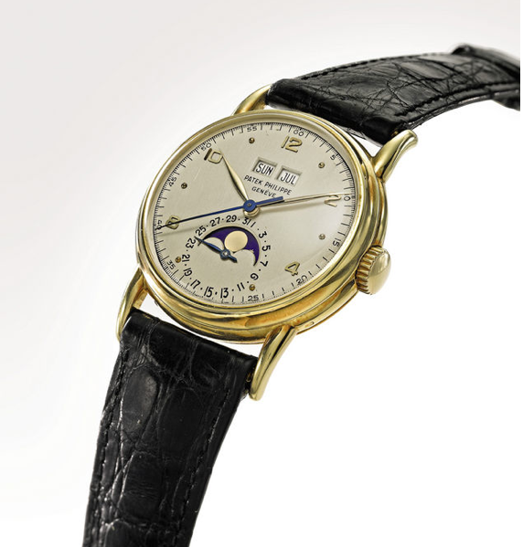Haute Time: Watch Collection Of Henry Graves Jr. Up For Sotheby Auction