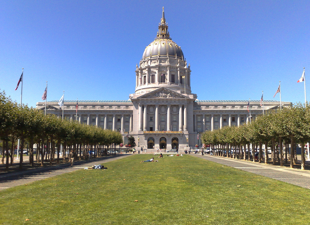 San Francisco Celebrates Earth Day At Civic Center Plaza