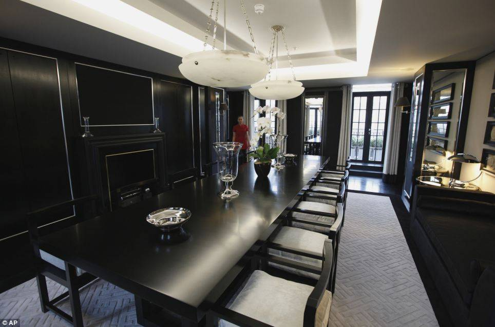 Park Lane Penthouse for $17,600 per Week During London Olympics